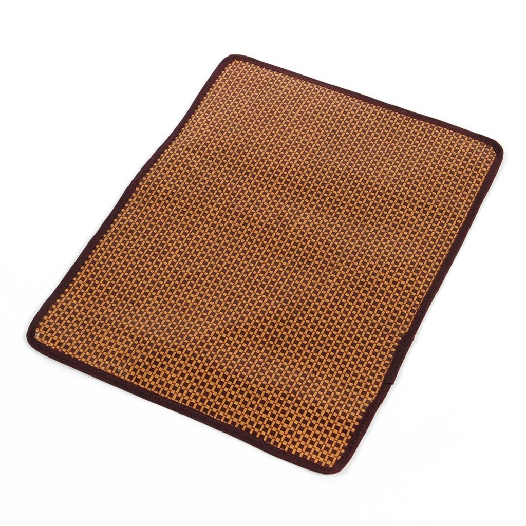 M.67x50cm Pet Bed Pet Mat Mat Ice Pad Dog Mat Summer Taidijinmao Kennel Pad Cat Blanket Mats Bite Resistant (Size   M.67x50cm)