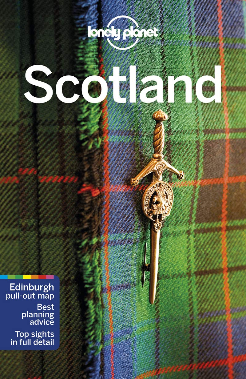 Scotland (Lonely Planet Travel Guide)