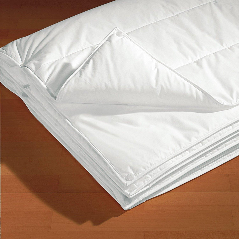 Centa-star extra Vier-Jahreszeiten-Bett Textilfaser Größe 135x200 cm