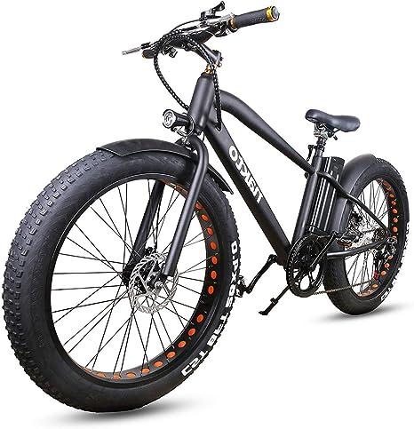 NAKTO Electric Bike for Adults 26