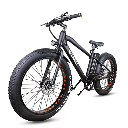 NAKTO 26 City Adult Electric Bicycles and Assisted Bicycle for Men Woman with Removable 36V 10A Large Capacity Lithium Battery and Charger