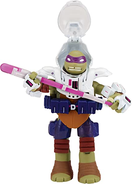 Kids Boys Gift Teenage Mutant Ninja Turtles DIMENSION X FUGITOID ACTION FIGURE