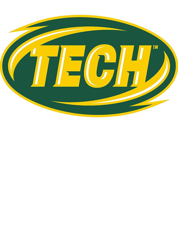 NCAA Arkansas Tech Bulldogs PPATU01 Mens Long Sleeve Jersey Henley
