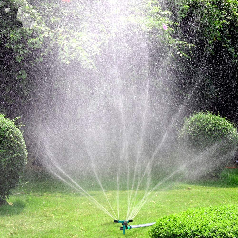 Install Lawn Irrigation System