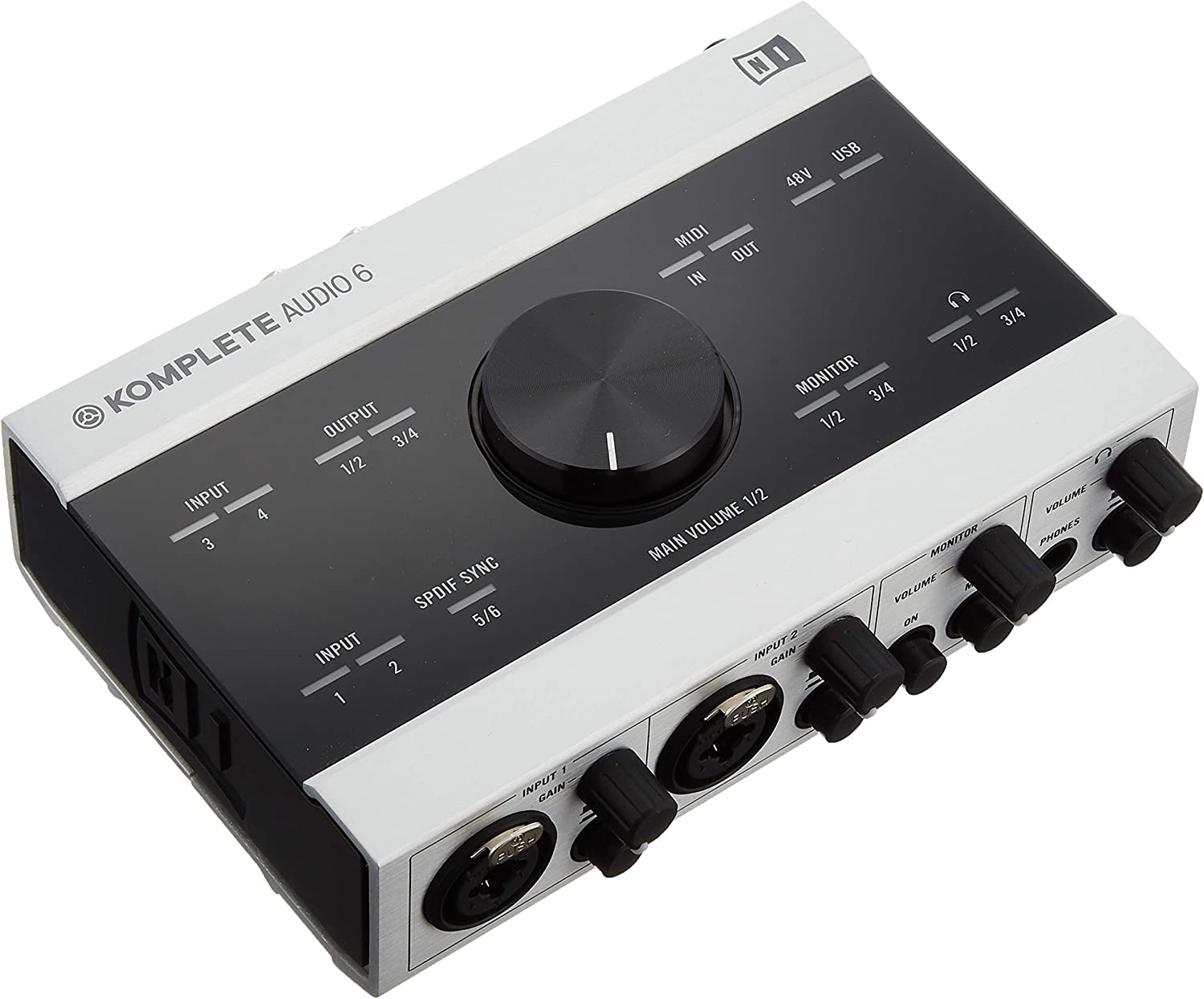 Native-Instruments-Komplete-Audio-6-USB-Audio-Interface