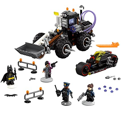 THE LEGO BATMAN MOVIE 70921 GOTHAM STREET BUILDINGS BUILD ONLY Baukästen & Konstruktion LEGO Bau- & Konstruktionsspielzeug