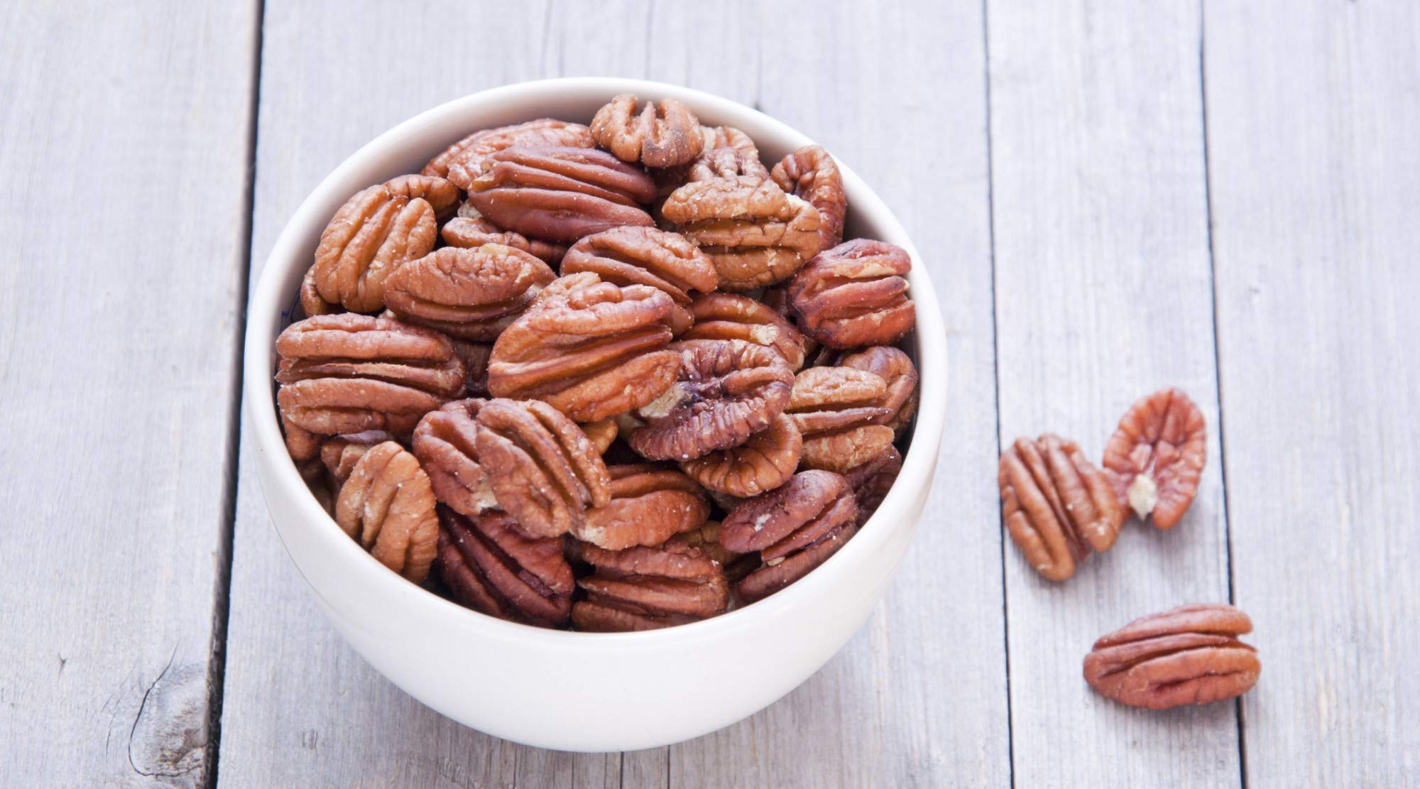 Pecan - Bulk Pecan Halves 10 Pound Value Box - Freshest and highest quality nuts from US Based farmer market - Quality nuts for homes, restaurants, and bakeries. (10 Lbs)