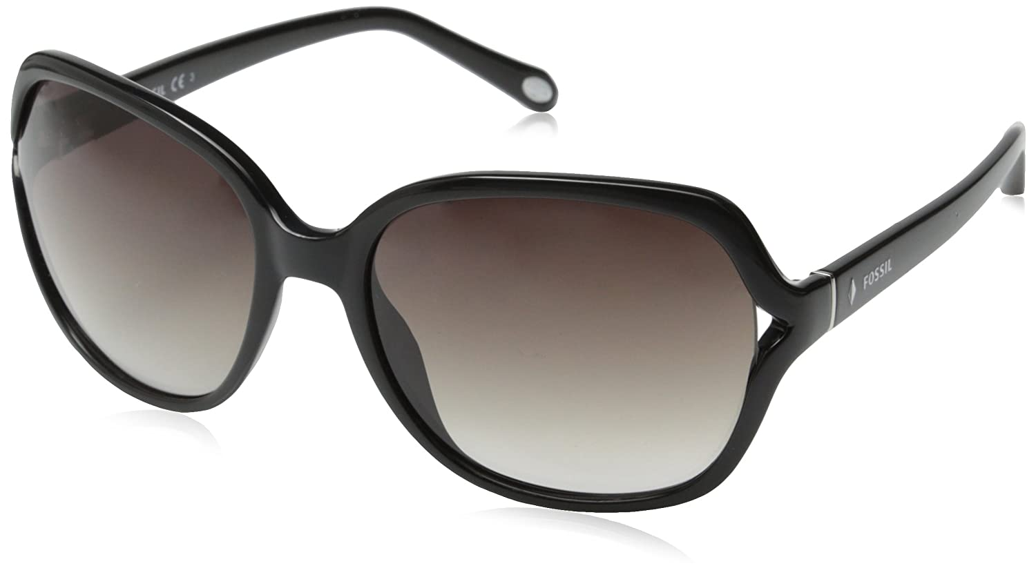 c756bf5b84 Amazon.com  Fossil Women s FOS3020S Square Sunglasses