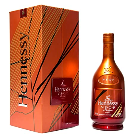 Hennessy VSOP Privilege Limited Edition Collection 6 (1 x 0,7l)