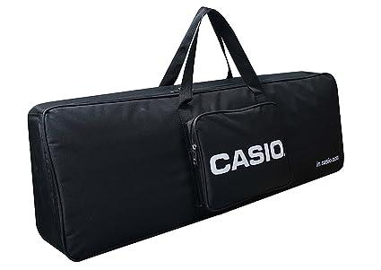 Casio Privia px160 88-Key Piano Digital pesados funda de teclado acolchada (54 x
