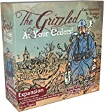 The Grizzled at Your Orders! Expansion Card Game