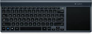 LogitechWireless All-In-One Keyboard TK820 with Built-In Touchpad