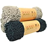 My Doggy Place - Ultra Absorbent Microfiber Dog Door Mat, Durable, Quick Drying, Washable, Prevent Mud Dirt, Keep Your…