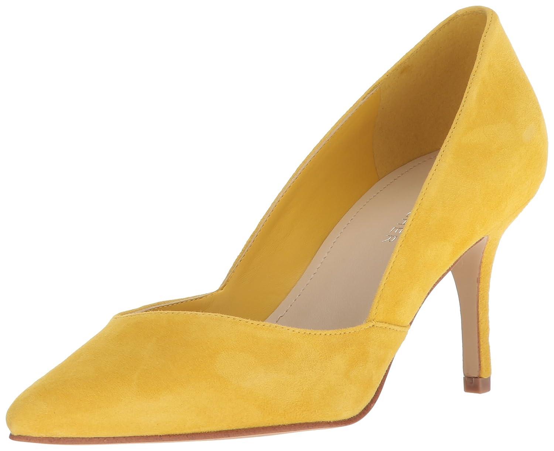 Marc Fisher Women's Tuscany Pump B078S5CW3W 6 B(M) US Yellow