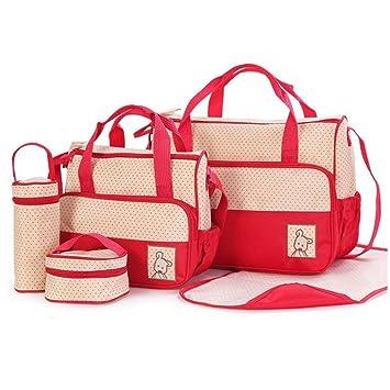 Wickeltasche Pflegetasche Kindertasche Babytasche Tragetasche Handtasche Neu