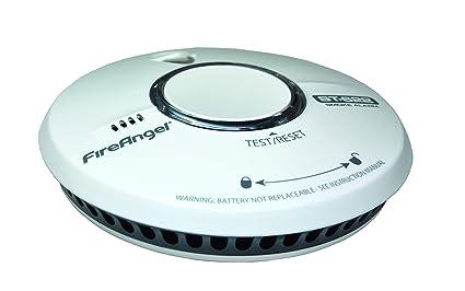 FireAngel st-622 Q-R Thermoptek Alarma de Humo: Amazon.es: Bricolaje y herramientas