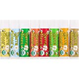 Sierra Bees Organic Lip Balms Combo Pack 8 Pack 15 oz 4 25 g Each