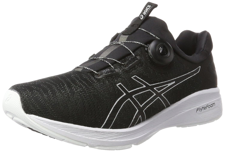 ASICS Dynamis, Chaussures de Running Homme gris (Carbon noir blanc) 42 EU