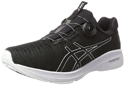 4615acf374573b ASICS Men s Dynamis Carbon Black White Running Shoes - 9 UK India ...
