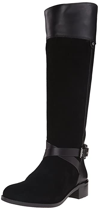 c160088e931 Amazon.com | Vince Camuto Women's Jaran Riding Boot | Knee-High