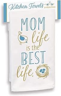 product image for Imagine Design Mom Best Life Towel, Multi