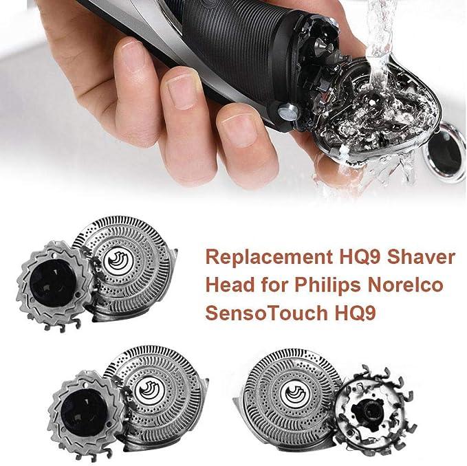 Welcometo Philips - Cuchilla de afeitar eléctrica de repuesto para ...