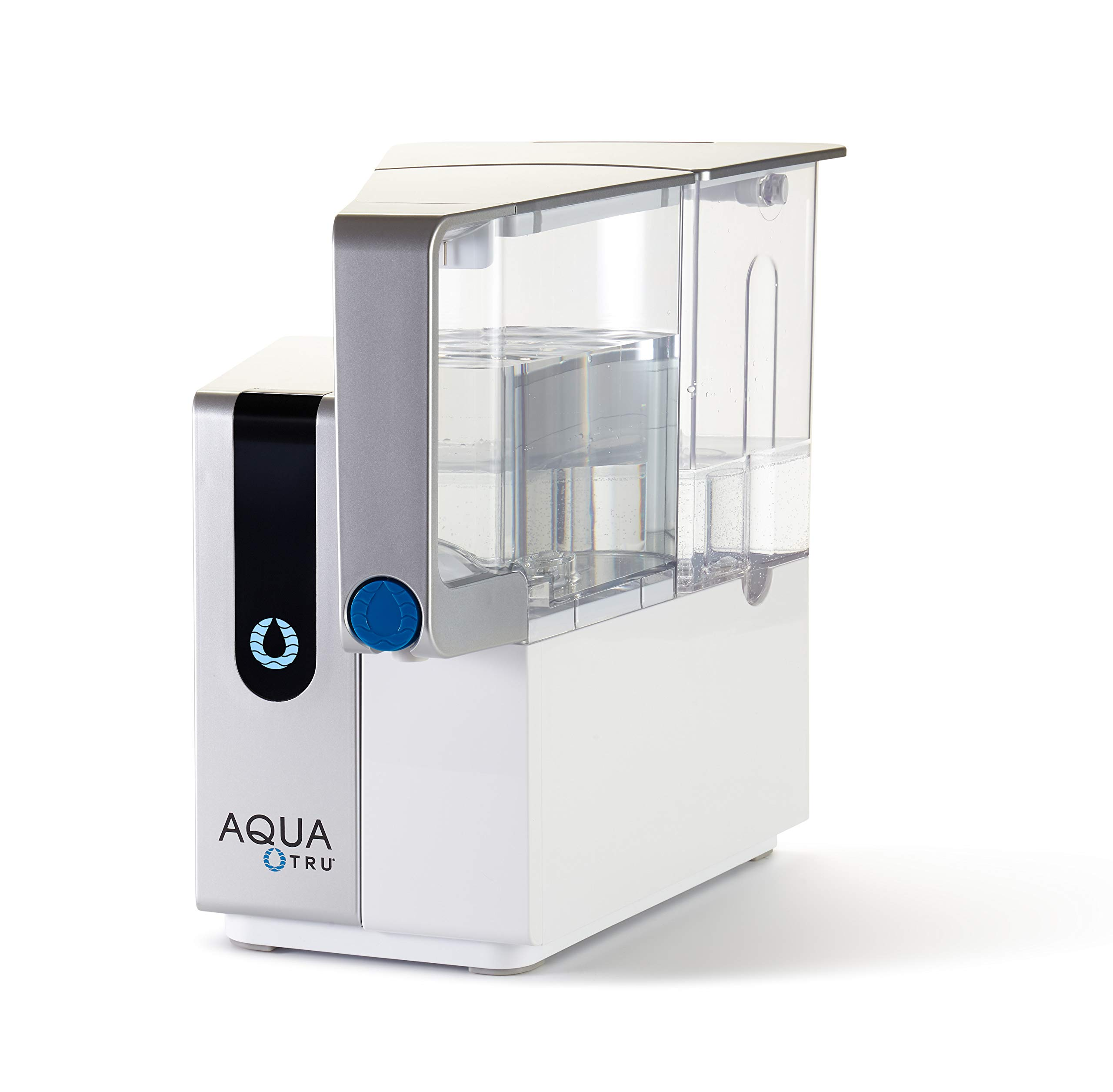 Countertop Water Filtration Purification System with Perfect Minerals Drops