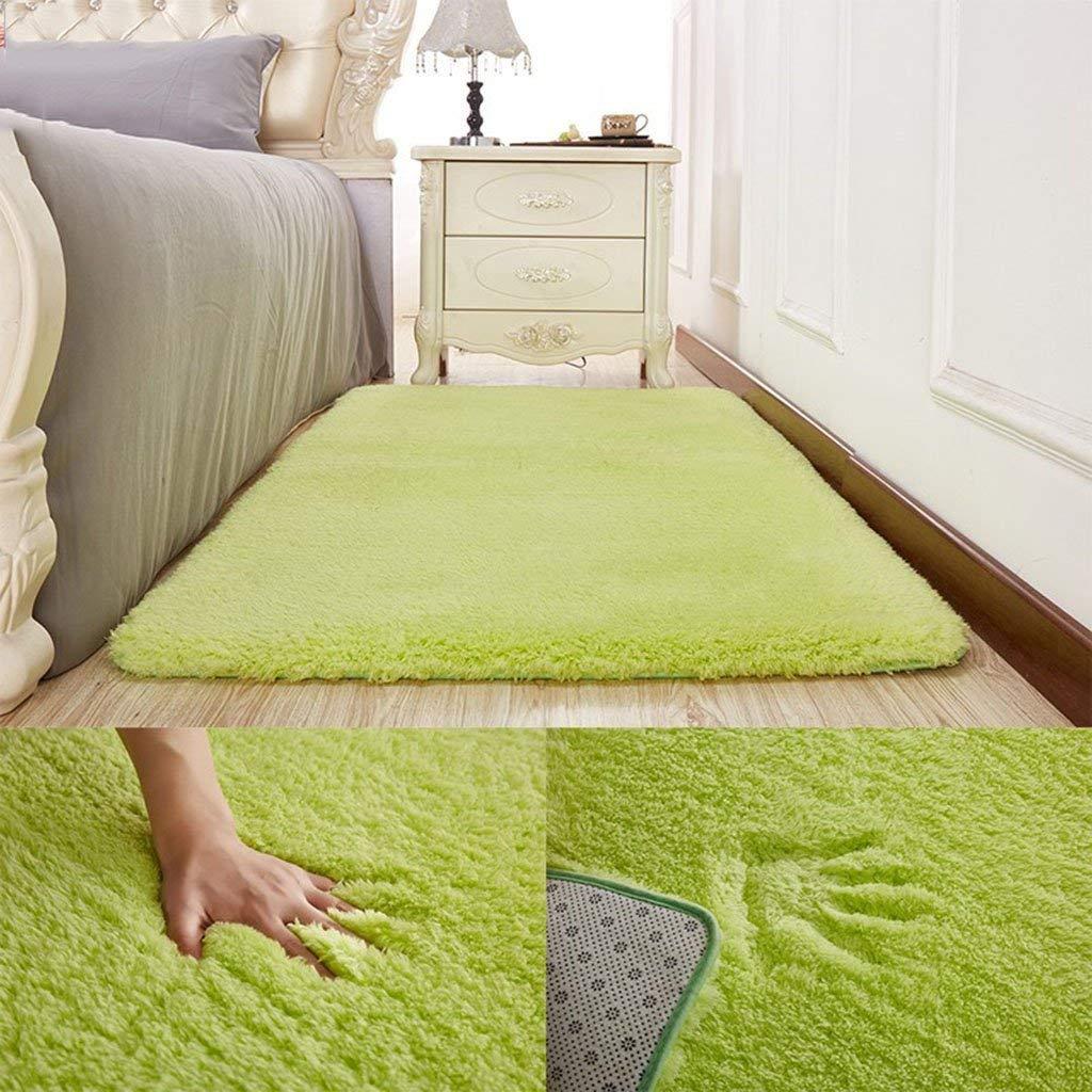 インテリアカーペットシンプルなモダンなラグの毛布リビングルームのベッドルームベッドサイドのベッドサイドのコーヒーテーブル B07SBL9Y38 C 80*200cm