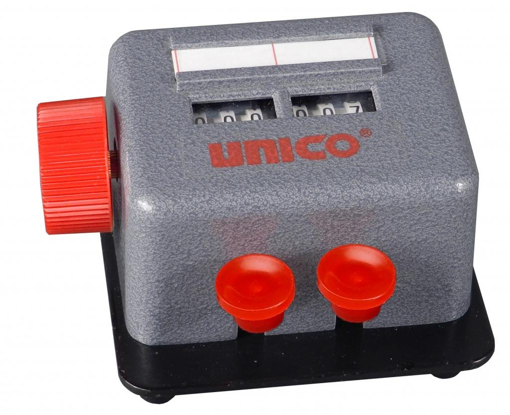 UNICO L-BC3 Differential Counter, 2-Key, Reset Knob