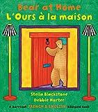 Bear at Home: French/English Bilingual (French & English Bilingual Bk)