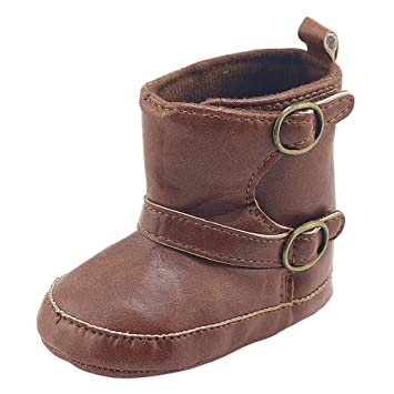 Chaussures de skate bon service coût modéré Chaussures Cuir Souple Semelle Chaussons Bébé Chaussures ...