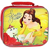 Amazon Com Disney Princess Pink Rectangle Lunch Bag For