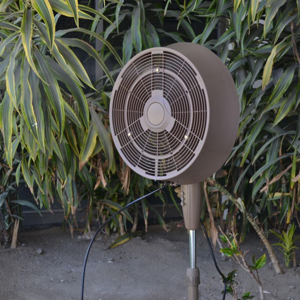 Amazon Com Newair Af 520 18 Inch Oscillating Outdoor