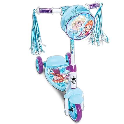Amazon.com: Huffy - Patinete preescolar de 3 ruedas para ...