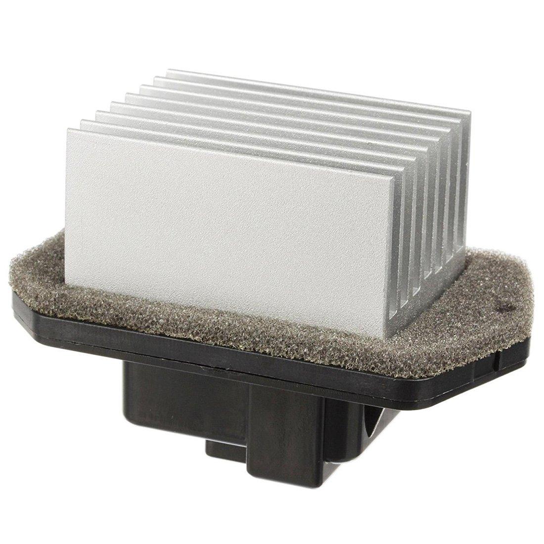 FAERSI HVAC Fan Blower Motor Resistor for 2004-2006 Acura TSX 2003-2005 Honda Accord 4 Door Sedan 2006-2007 Honda Civic Replace OE# RU-398 79330SDRA0 79330SDAA01