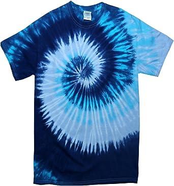 Tie Dye EU – Rainbow Batik – Camiseta