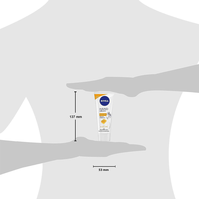 NIVEA Hand Cream Indulging Glycerine & Beeswax Review | Nykaa