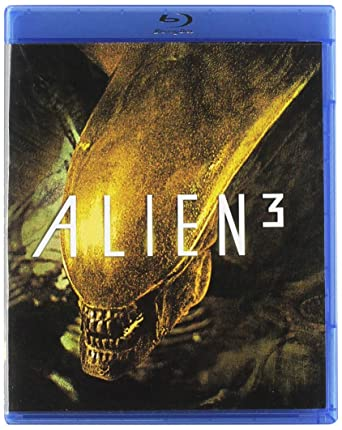 Alien 3 Blu-Ray+Dvd Edizione: Francia Italia Blu-ray: Amazon.es: Cine y Series TV