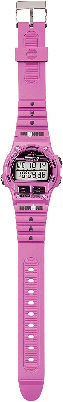 TIMEX Reloj de Cuarzo Unisex Unisex Ironman Exclusive 8-Lap Violeta 39 mm