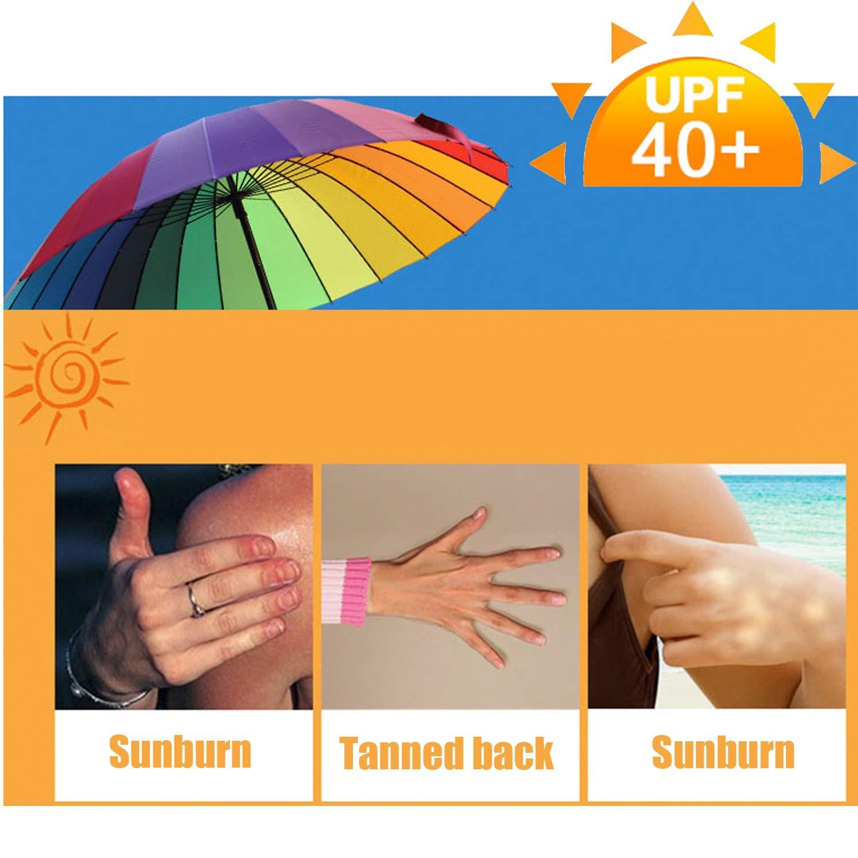 Slip Resistant Dedo Protecci/ón UV Verano Deportes al Aire Libre Guantes de protecci/ón Solar Transpirables Protecci/ón UV Guantes Guantes de protecci/ón Solar La Sra