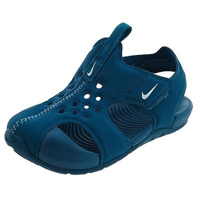 NIKE Sandalen/Sandaletten Jungen, Color Blau, Marca, Modelo Sandalen/Sandaletten Jungen Sunray Protect 2 (TD) Blau