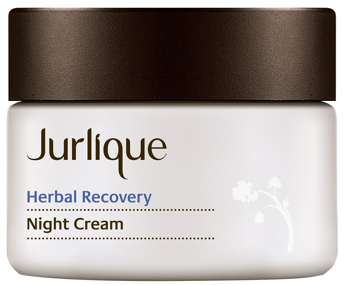 Jurlique Herbal Recovery Night Cream (1.7 oz) - Can Help Fight Fine Lines - Supports Improved Skin Texture and Tone - Packed With Antioxidants and Botanical Extracts
