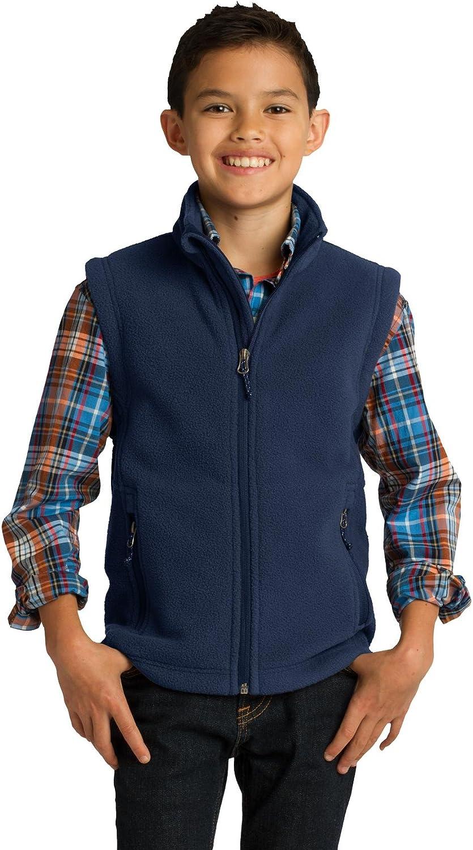 Port Authority Youth Value Fleece Vest Y219