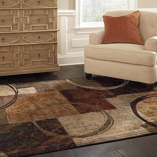 Oriental Weavers Hudson 5'3″ x 7'6″ Machine Woven Rug