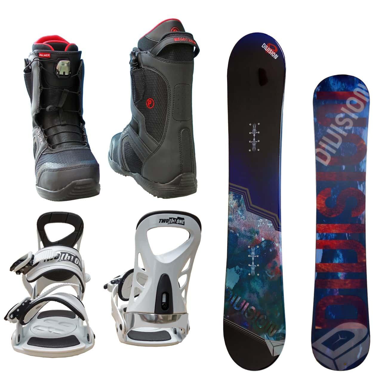 DIVISION メンズ スノーボード3点セット スノボー+バインディング+クイックシューレースブーツ B078ZY56LX ボード 156+ブーツ 27.0|ボード ネイビー+binding ホワイト+bootsブラック ボード ネイビー+binding ホワイト+bootsブラック ボード 156+ブーツ 27.0