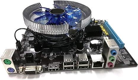 XZANTE Hm55 Conjunto de Placas Madre para Computadora I3 I5 Lga ...