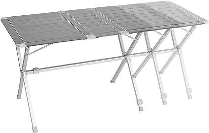 Brunner Mercury 4 6 Blanc Table Pliante Amazon Fr