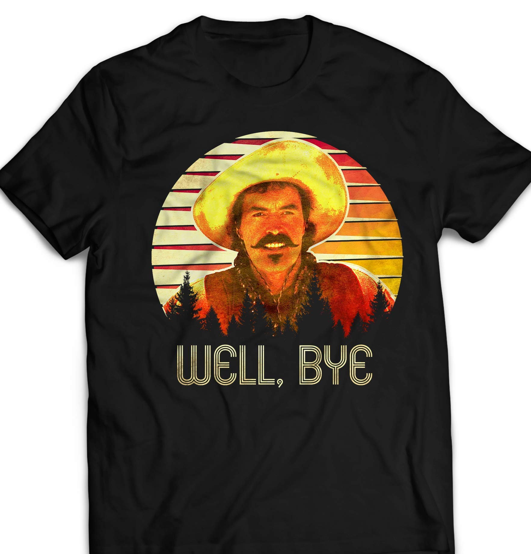 Vintagetombstonequotes Well Bye Funny Punch Line Customized Tshirt Tank Top