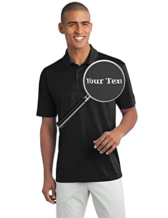 Amazon Custom Embroidered Shirts For Men Personalized