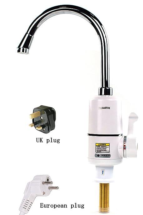 unitedplug 220 v chauffe-eau instantané électrique d'eau chaude ... - Robinet Eau Bouillante Instantanee